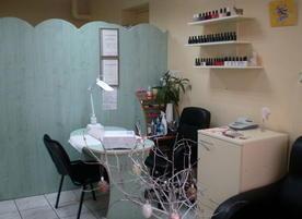 Салон за фризьорство и маникюр Веселка Манолова