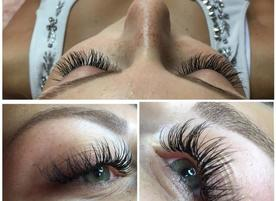 Lashes by VP