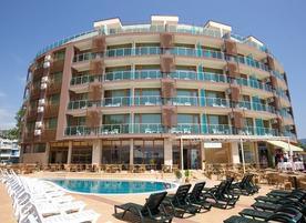 Хотел Briz Beach, Слънчев бряг