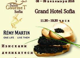 Remy Martin Gourmet Salon Sofia