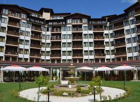 Балнео SPA-хотел Свети Спас