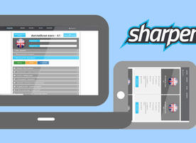 Sharpender - онлайн езикови курсове