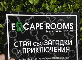 Escape room Nesebar multiplex
