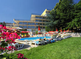 Хотел Градина
