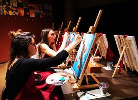 Paint Me Paint & Wine Studio