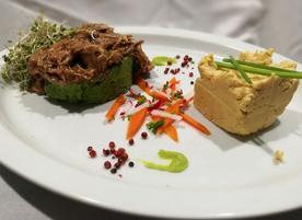 Ресторант-градина Зелена зона
