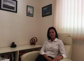 Психолог Мария Орешкова