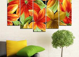Vivid Home - Картини & Пана за стена от 1 и 5 части