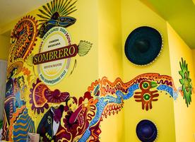 Мексикански ресторант Sombrero
