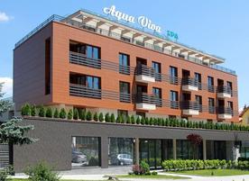 Хотел Aqua Viva SPA