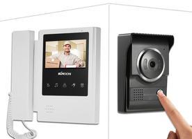 Домофонни системи Контрол на достъпа и Видеонаблюдение