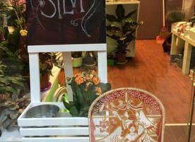 Магазин за цветя Silvi