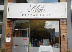 Alloro Restaurant