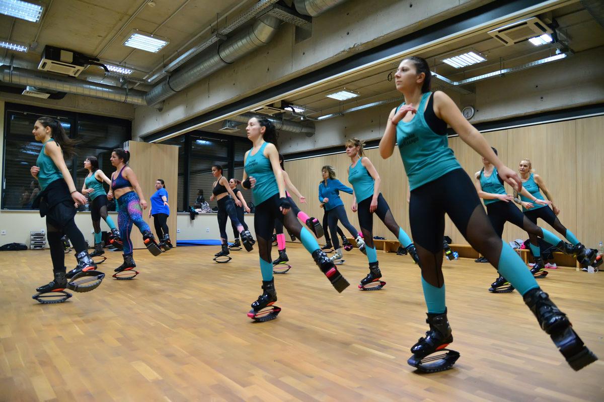 e1f092afc49 Спортувай и се забавлявай! 4 посещения на Kangoo Jumps, от Dance-Hot ...