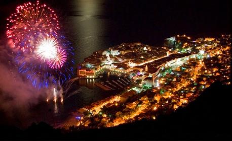 Нова година в Черна гора и Дубровник! 4 нощувки със закуски и 3 вечери в хотел 4* в Херцег Нови, плюс транспорт