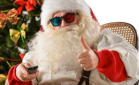 Посещение на Дядо Коледа на адрес на клиента