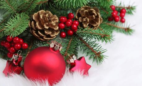Бъдни вечер и Коледа в Луковит! 2 или 3 нощувки със закуски и вечери, две от които празнични