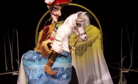 """На куклен театър! Гледайте """"Барон Мюнхаузен"""" на 20 Oктомври"""