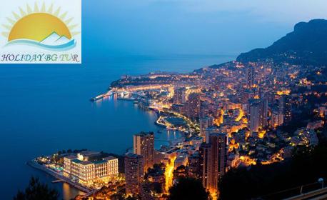 През Април до Милано, Генуа, Сан Ремо, Монако, Ница, Кан, Марсилия и Барселона! 6 нощувки със закуски и самолетен транспорт