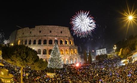 Нова година в Рим! Самолетна екскурзия с 4 нощувки със закуски в хотел по избор в центъра на града