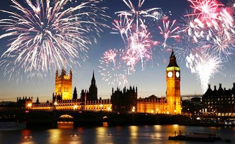 Нова година в Лондон! Самолетна екскурзия с 4 нощувки със закуски в хотел по избор в центъра на града