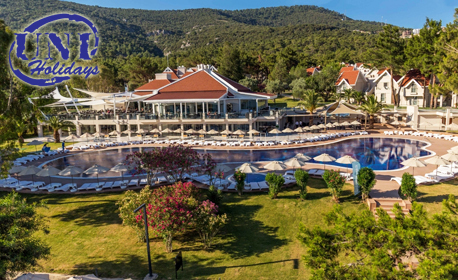 Великденски празници в Дидим! 4 нощувки Ultra All Inclusive в хотел Aurum Club Marmara 5*