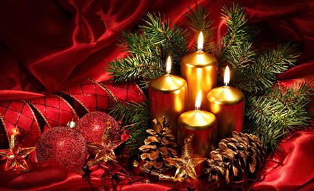 Коледа край Русе! 2 нощувки със закуски и вечери - едната празнична на 24.12