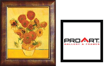 """Подари шедьовър! Репродукция на Густав Климт - """"Целувката"""" или """"Дървото на живота"""" или на Ван Гог - """"Слънчогледите"""""""