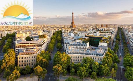 10-дневна екскурзия през Април из Европа! 9 нощувки, закуски и транспорт, без нощни преходи