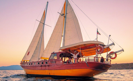 90-минутен вечерен круиз с яхта край Созопол и остров Свети Иван