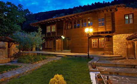 Приказен релакс в 200-годишна къща в Жеравна! 2 нощувки за двама или за до 18 човека