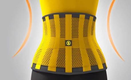 Оформящ колан със сауна ефект Hot Power Belt с технология Neotex, в размер по избор
