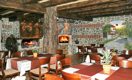 Зимна почивка в полите на Рила! 2 нощувки със закуски и вечери, от Хотел Свети Георги*** - край с. Говедарци