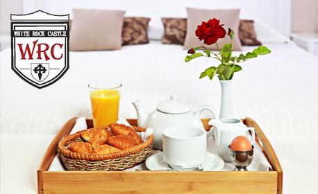 Есен в Балчик! Нощувка със закуска, плюс релакс зона и частичен масаж