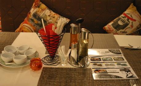 Новогодишен куверт с празнично меню, напитки и програма