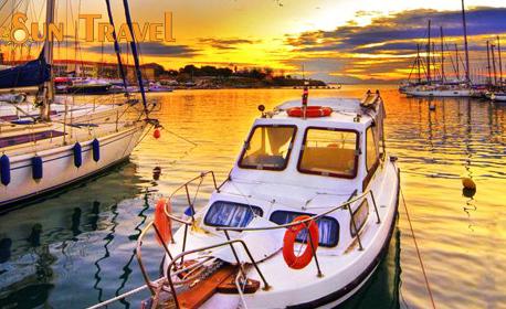 До Солун, Кавала и Аспровалта през Септември или Октомври! Нощувка, плюс транспорт