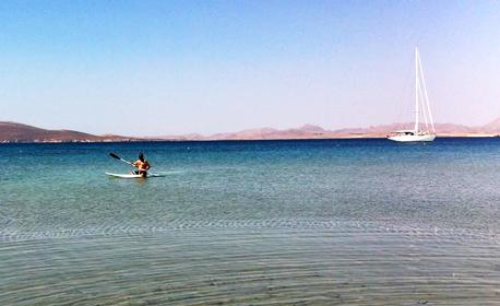 През Май на остров Лимнос, Гърция! Нощувка със закуска за до четирима