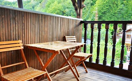 Уикенд почивка за двама в Рибарица! 2 нощувки със закуски, обеди и вечери