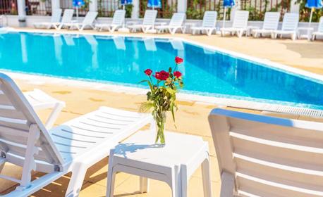 Почивка в Созопол! Нощувка със закуска, без или със вечеря, плюс басейн