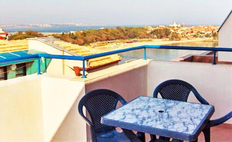 Двама в Созопол през Юни! 2 или 3 нощувки със закуски, без или със вечери - на централния плаж