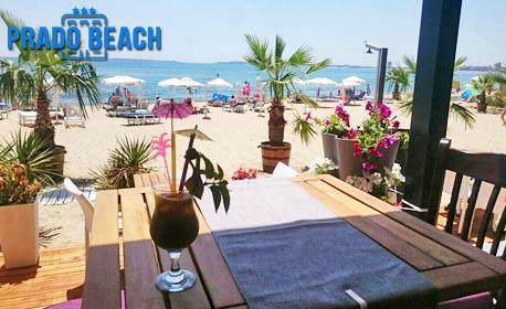 Почивка в Слънчев бряг! Нощувка със закуска - на самия плаж