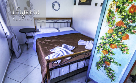 През Юни на изумрудения остров Тасос! 2 или 3 нощувки за двама или трима - в Скала Потамия
