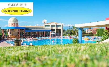 Нова година на о. Корфу! 3 нощувки със закуски и вечери в хотел Olympion Village 3*, транспорт и туристическа програма