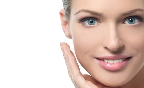 Почистване на лице с водно микродермабразио и ултразвукова шпатула, плюс кислородна терапия и ампула