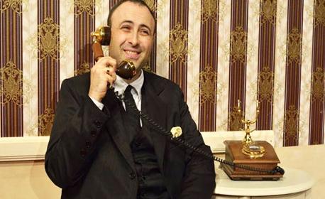 """Руслан Мъйнов и Анелия Луцинова в комедията """"Стая 1313"""" - на 11 Октомври"""