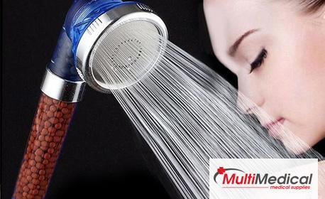 Мултифункционален душ с турмалин Power Eco Shower