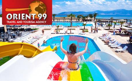 Майски празници в Дидим! 7 нощувки на база Ultra All Inclusive в Хотел Venosa Beach Resort & SPA 5*