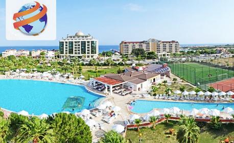 Морски релакс и лукс в Дидим! 5 нощувки на база All Inclusive в Хотел Garden of sun*****