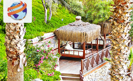 В Кушадасъ през Септември или Октомври! 5 нощувки на база All Inclusive в Хотел Ladonia Adakule*****