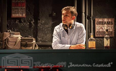 """Вълнуващия спектакъл """"Времето е спряло"""" с режисьор Ивайло Христов - на 29 Ноември"""